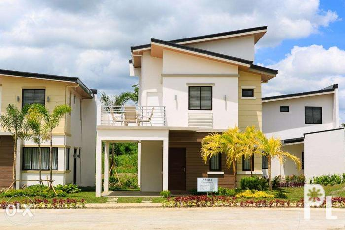 Sentrina calamba house and lot for sale in calamba city for 300 sqm house design philippines