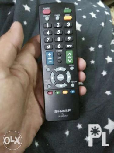 Image gallery for Sharp TV remote GB189WJSA   AmericanListed com