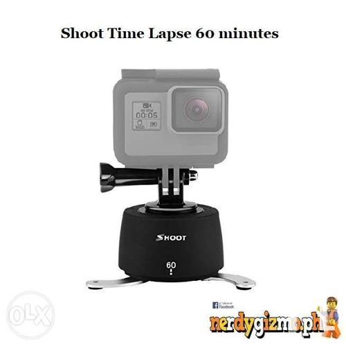Shoot Time Lapse