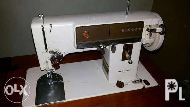 Singer Sewing Machine DiscOMatic For Sale In Quezon City National Awesome Matic Sewing Machine