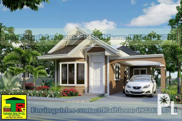 Single detached bungalow located in Angeles City