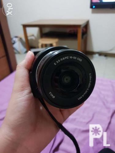 Sony QX1L interchangeable lens style camera
