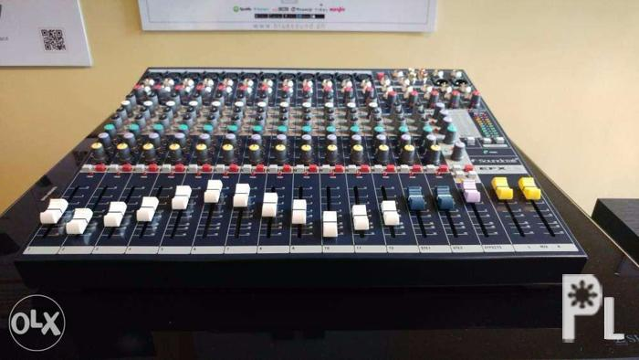 Soundcraft EFX12 12 Channel Mixer for Sale in Quezon City, National