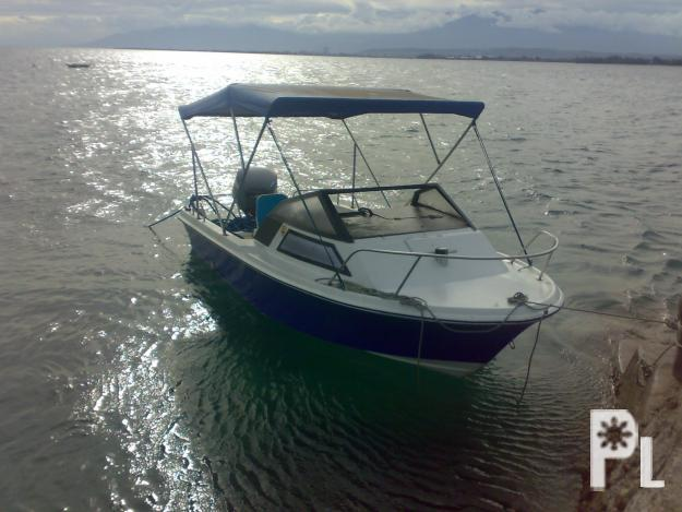 SPEED BOAT 17FT., 115HP Yamaha Outboard ? Davao City