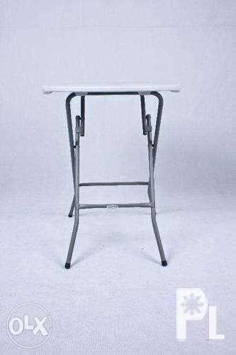 ST-24R Round Table Folding Table - Bar Table_Cafe