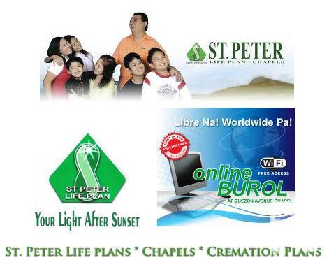 St. Peter Life Plan - ONLINE APPLICATIONS, Imus