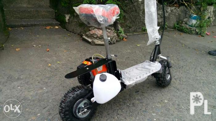Stand up Scooter gas 2 stroke! for Sale in Mandaluyong City