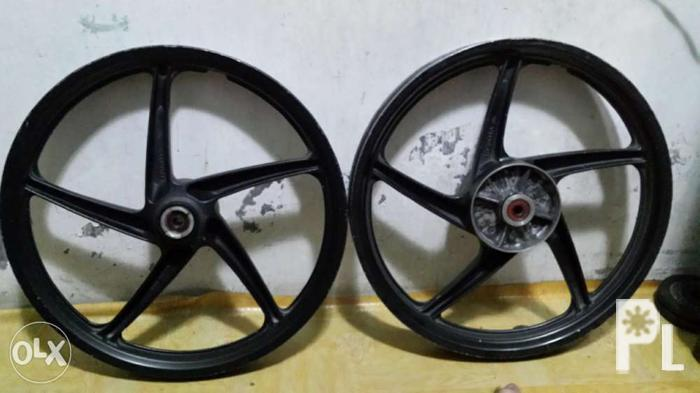 Stock Mags for Honda Wave Dash Good Condition