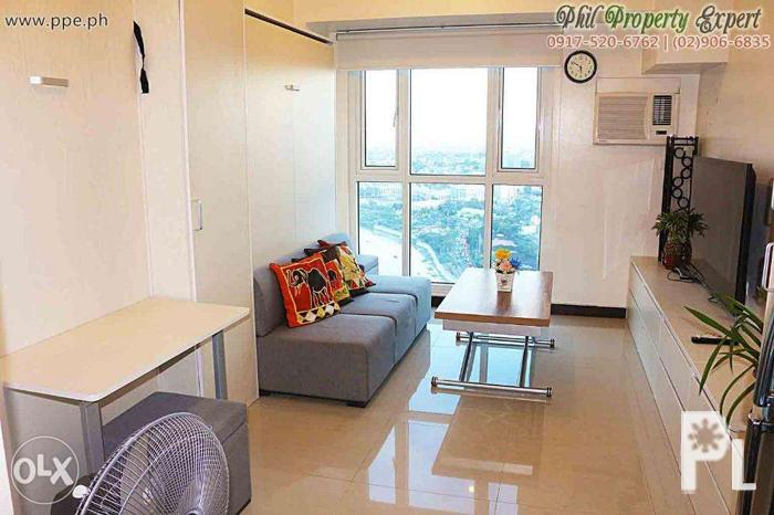 Studio unit in Axis Residences Mandaluyong City for