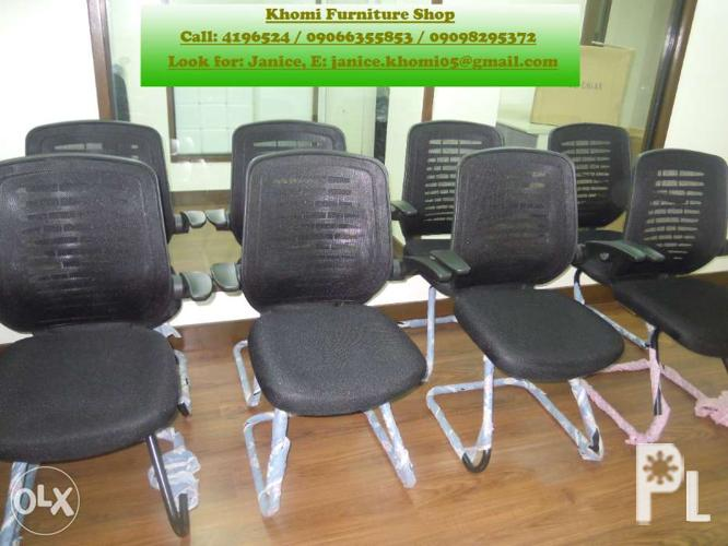Sturdy Visitors Chair Office Furniture Partition For Sale In Quezon City National Capital
