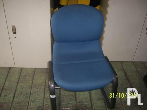 Surplus Office Chair Fabric With High Quality Metal Base For Sale In Quezon