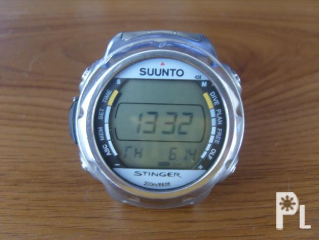 Suunto stinger bing images for Cheap dive computer