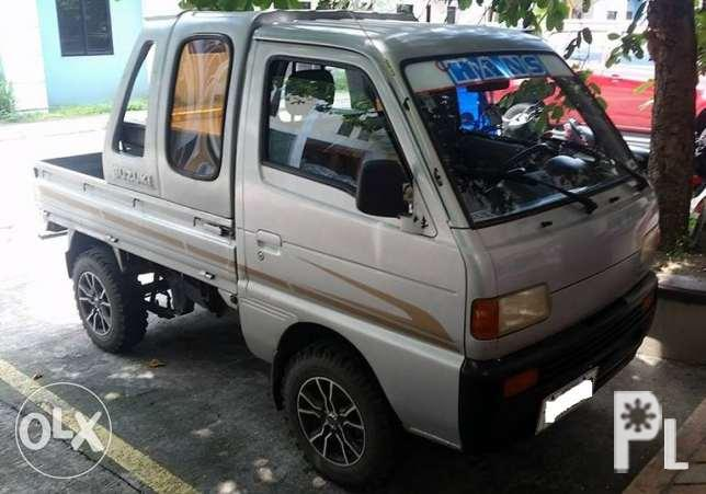 406a335fb49 Suzuki Carry 4x4 for Sale in Bacolod City, Western Visayas ...