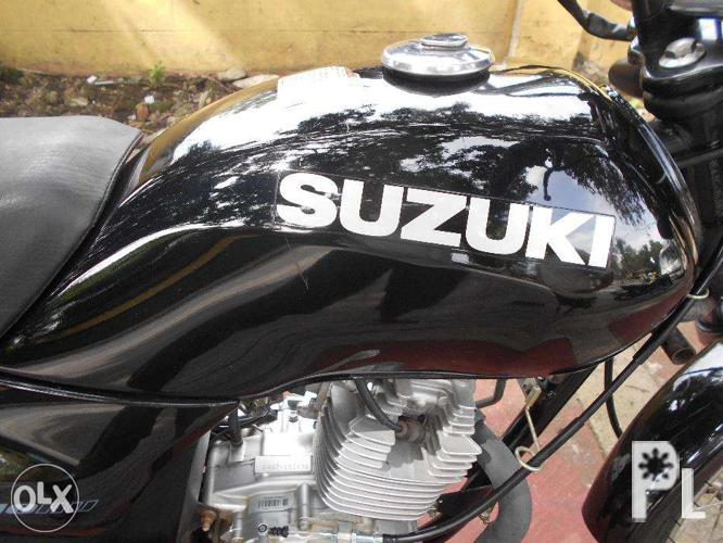 Suzuki GD 110 Motorcycle Newly Registered for Sale in Quezon City