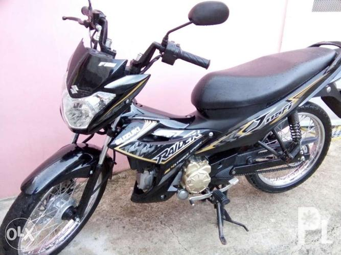 Suzuki motorcycle raider J115 fi for Sale in Mandaue City, Central