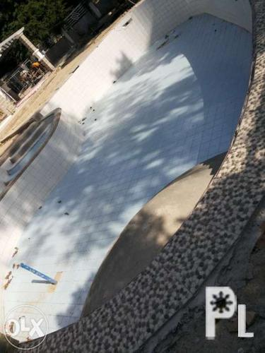 Swimming Pool Construction High Quality Guarantee Construction For Sale In Tanza Calabarzon