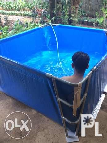 Swimming pool heavy duty
