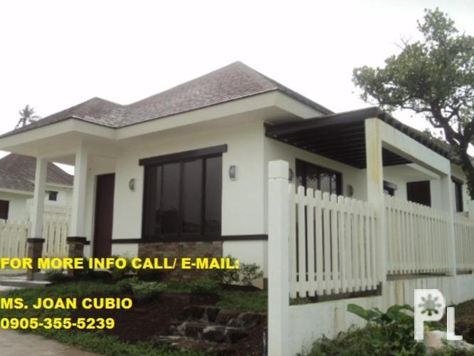 Tagaytay House And Lot In A Subdivision With Good