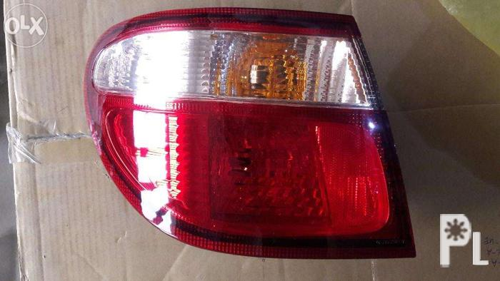Tail Lamp Taillight Taillamp Nissan Sentra 01 04 For