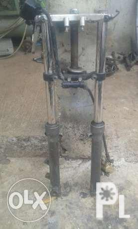 Telescopic shock cbr 250