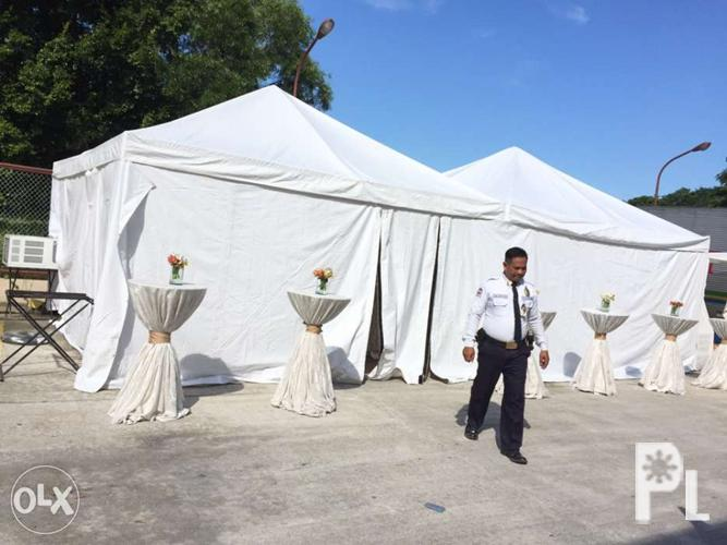 Tent rental and parachute tent & Tent rental and parachute tent for Sale in Bulacan Central Luzon ...