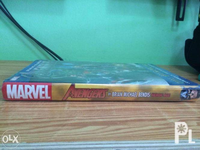 The Avengers (The Heroic Age)