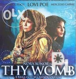 """thy womb Don't be alarmed if you do not see """"thy womb"""" at the box-office it's playing  under its tagalog title, """"sa iyong sinapupunan"""" we saw the."""
