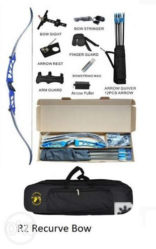 Topoint R2 Recurve Bow Package