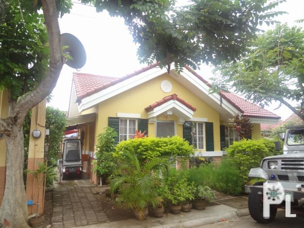 Toscana house in puan talomo for sale in malalag davao Toscana house