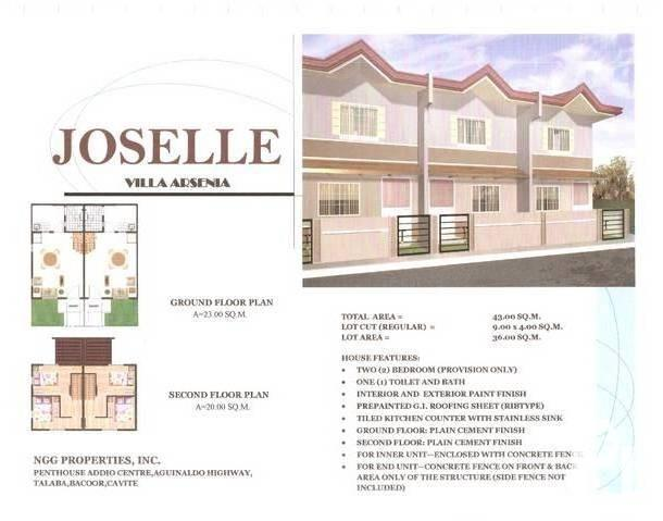 Bacoor Philippines  City new picture : townhouse in bacoor, cavite Bacoor for Sale in Bacoor, Calabarzon ...