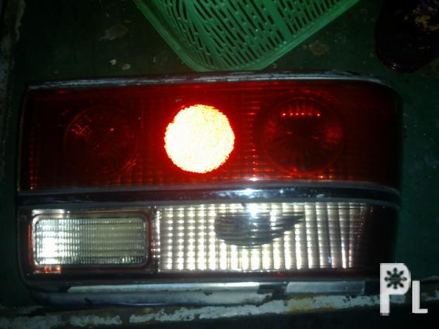 toyota corolla tail light and steering wheel ? Bacoor
