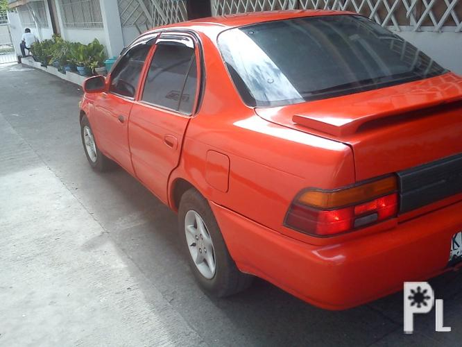 Toyota Corolla XE for Rush Sale (P150k -Repriced to