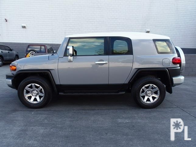 Toyota FJ Cruiser AT4X44.0L V6Dual SRS