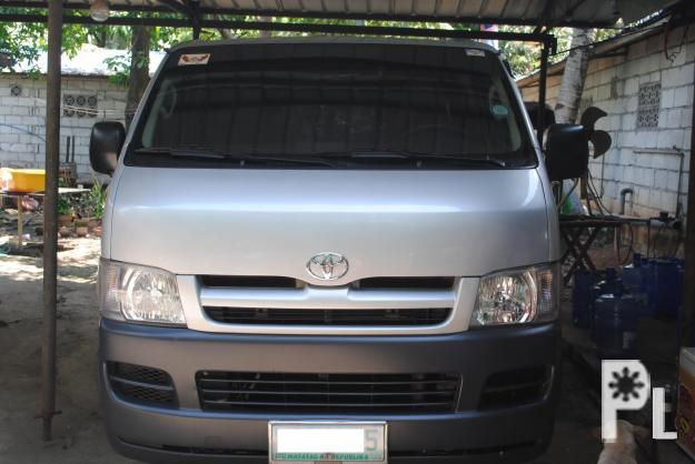 Toyota Hi-ace Commuter D4D MT 2006
