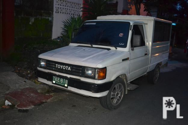 TOYOTA TAMARAW FX HIGHSIDE ? Quezon