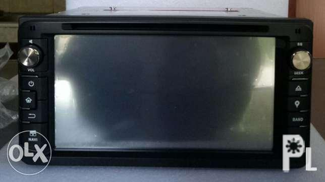 Toyota Universal Windows CE Car DVD Player with GPS