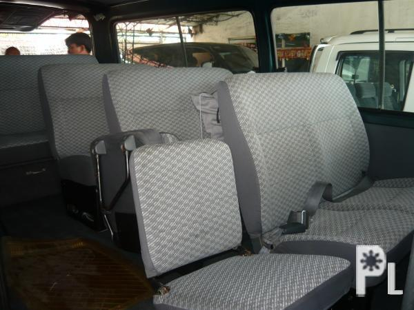 TOYOTA VAN 18 SEATER in Poro, Central Visayas for sale