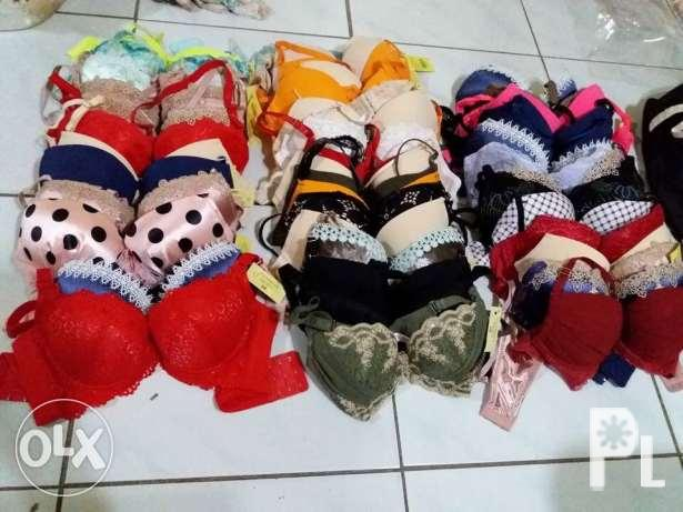 d74776ddc8 triumph wacoal victoria secret Bench dickies bra panty and terno for ...