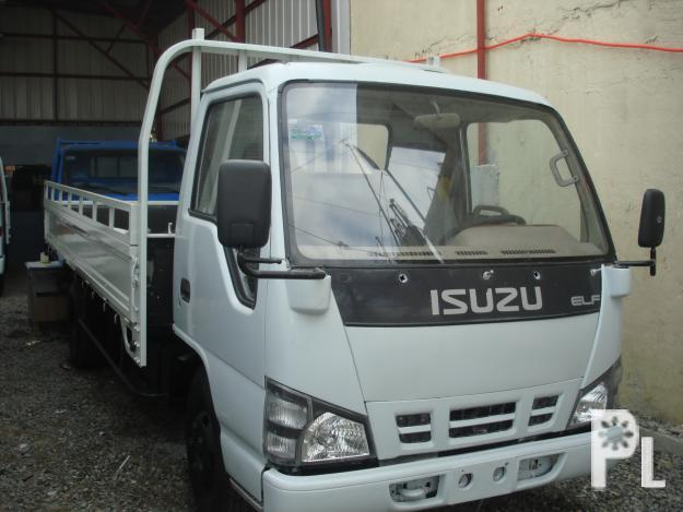 Truck Isuzu Elf Mitshubishi Canter Las Pi 241 As City For