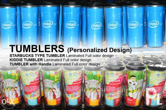 Tumblers, Mugs, Souvenirs Items, Giveaways, Promotional