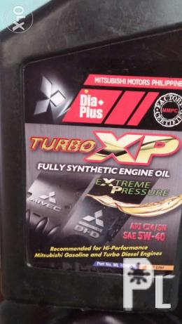 Turbo xp mitsubishi engine oil for Sale in Quezon City