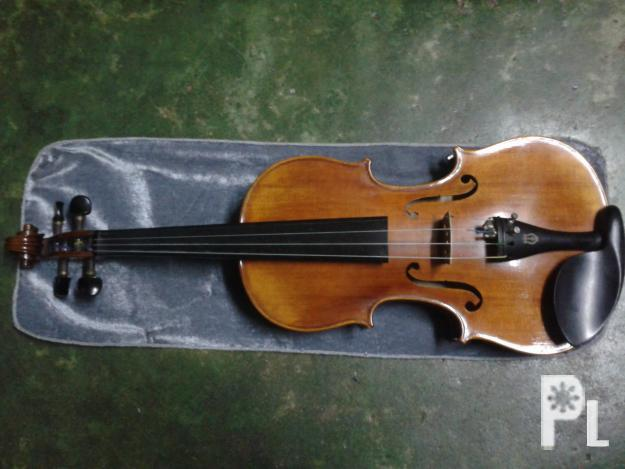 two year old professional level bachendorff violin needs a new owner manila for sale in manila. Black Bedroom Furniture Sets. Home Design Ideas