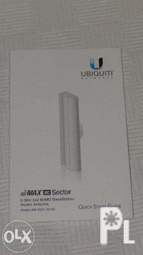 Ubiquiti Airmax Sector 5GHz Antennas compatible with