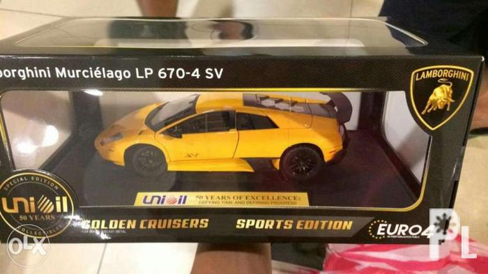 Unioil 5pcs 1 24 Diecast Toy Car For Sale In Candelaria Calabarzon