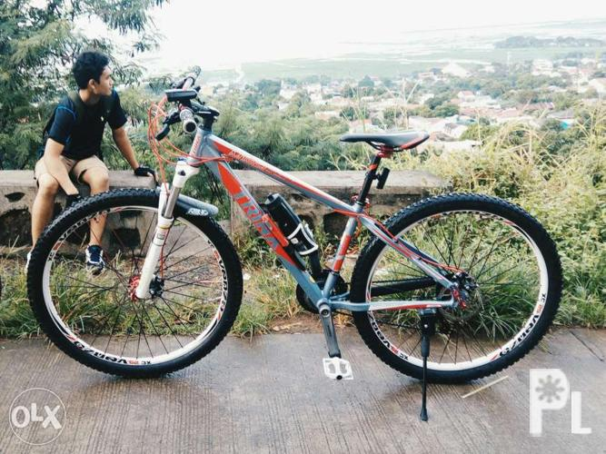 Upgraded Trinx M189 - 29er for Sale in Angono, Calabarzon ...