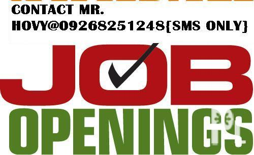 URGENTLY HIRING!! PART TIME JOB OPEN FOR ALL ? Quezon City in Quezon