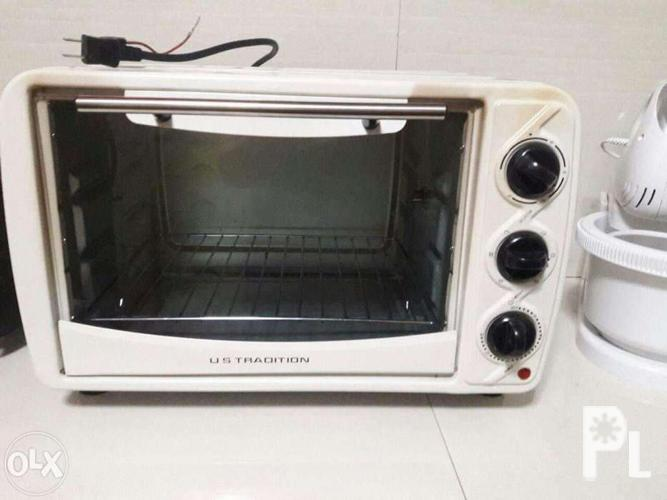 oven cooker convection for black sale rotisserie chicken toaster