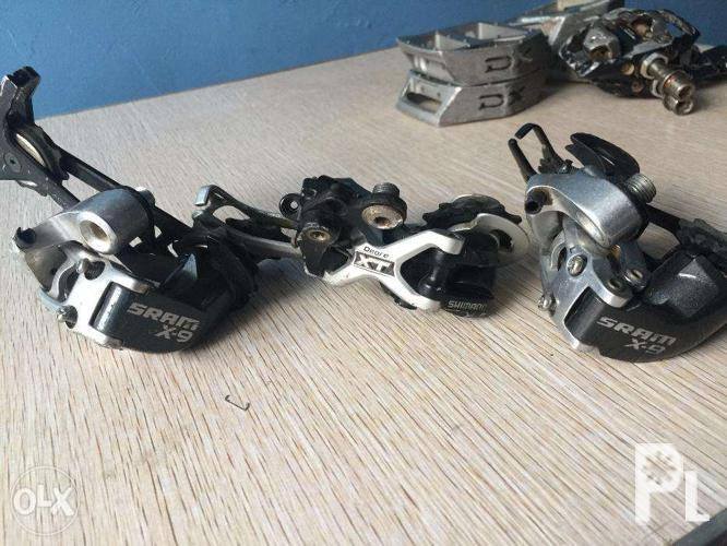 Used drivetrain parts for Mountain Bike MTB for Sale in