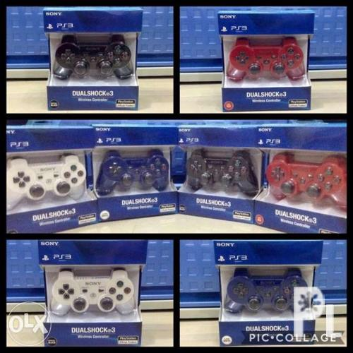Various Colors Dualshock Wireless Joystick for Sony