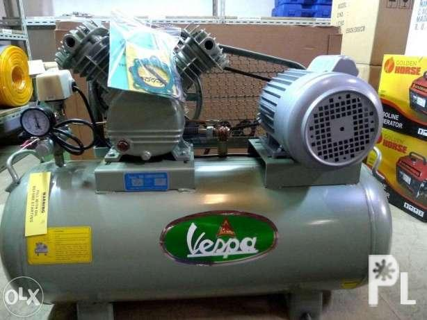 Vespa Air Compressor 1HP & 2HP